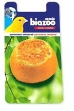 Mинерално камъче за канарчета и вълнисти папагалчета