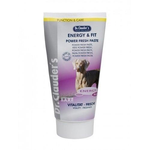 Dr. Clauder's Energy & Fit Power Fresh Paste - Хранителна добавка за кучета - за повече енергия