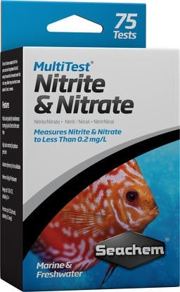 Seachem MulstiTest Nitrite & Nitrate
