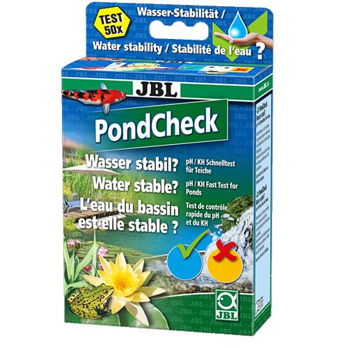 JBL PondCheck – бърз тест за езера. Лесен за използване, резултати за няколко секунди