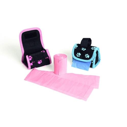 Диспенсер за отпадъци Easy Bag - за поставяне на колан или всякакви кучешки нашийници