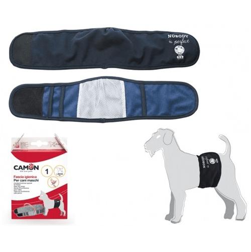 Гащи-колан за мъжки кучета - различни размери