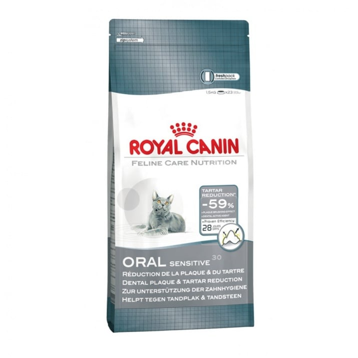 Royal Canin Oral Sensitive 30  1.500 кг