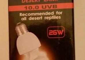 REPTILEPRO AmphiBeam - Осветление за влечуги 10.0UVB