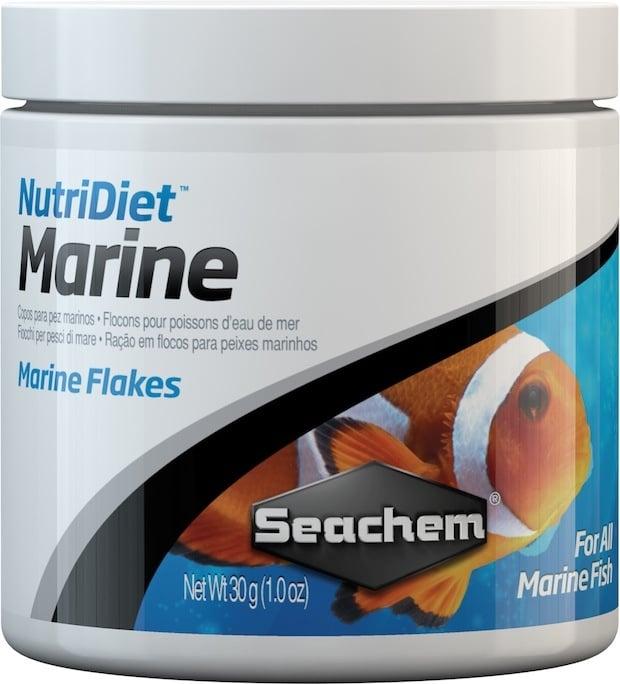 SeaChem NutriDiet® Marine Flakes