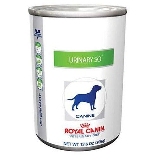 Royal Canin  Urinary S/O - Can 0.420 кг - при заболяване на долната част на уринарния тракт, уролитиаза при кучета