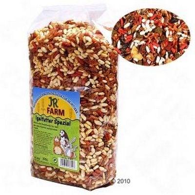 JR Farm храна за таралежи съдържа много плодове и животински протеини. 500 гр