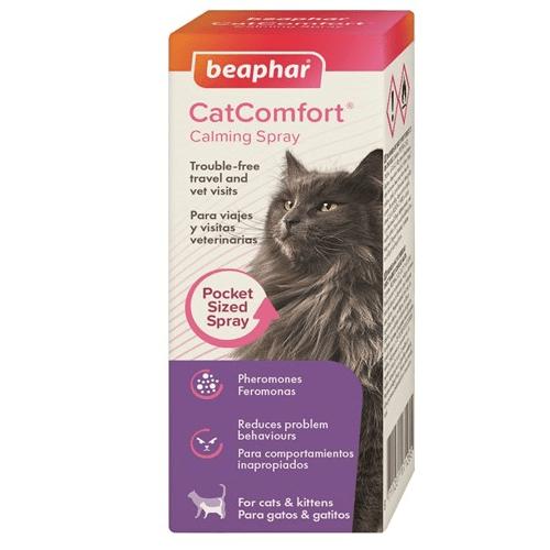 Успокояващ спрей с феромони за котки от Beapahar, Холандия