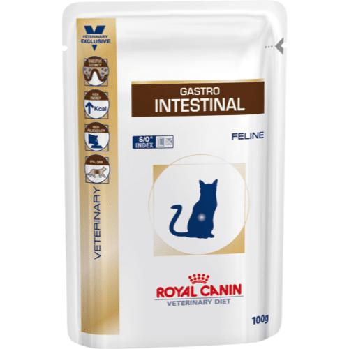 Royal Canin  Gastro-Intestinal Feline We -  за храносмилателни разстройства при котки 100гр