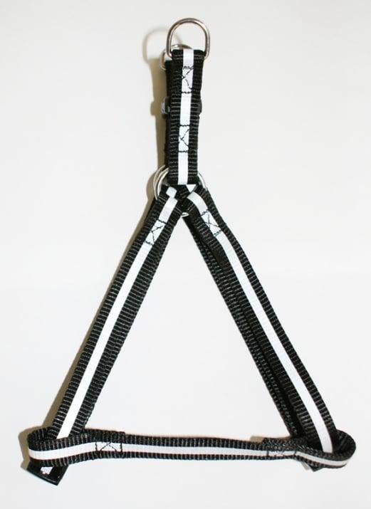 Нагръдник от лента - светлоотразителен - два размера