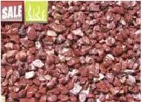 Естествен червен грунд за аквариум