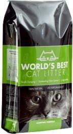 Най-добрата котешка тоалетна World's Best Cat Litter™, САЩ - CLUMPING - три разфасовки