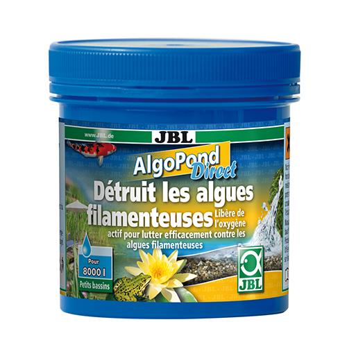 JBL AlgoPond Direct - Препарат за пречистване на водата в езерата чрез активен кислород - 250гр; 1.00кг; 2.5кг