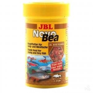 JBL NovoBea /храна за живораждащи малки рибки/-100мл