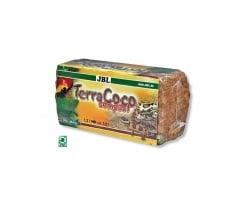 JBL TerraCoco Compact 5l- естествена постелка за терариуми от натрошени кокосови влакна 450g