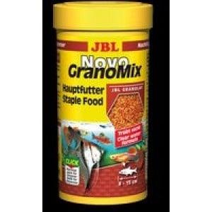 JBL NovoGranoMix /храна за смесени аквариуми/-250мл