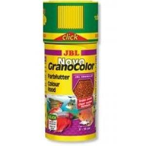 JBL NovoGranoColor mini Cick /храна за малки рибки в общ аквариум с дозатор/-100мл