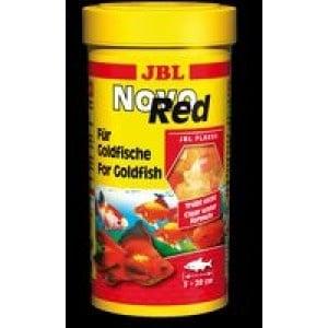 JBL NovoRed /основна храна за златни рибки-люспи/-100мл