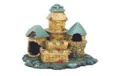 Цветен замък