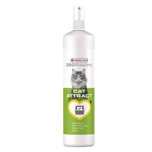 Cat attract - спрей за привличане на котки на определено място с коча трева