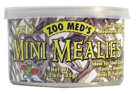 ZooMed Can'O Меаlies – мини брашнени червеи  35 гр.
