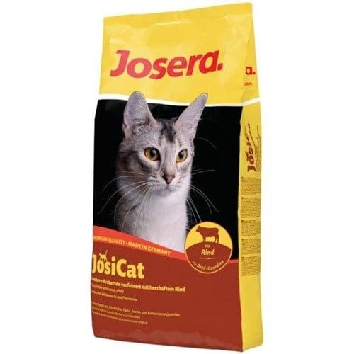 Josera JosiCat Beef - Суха храна с говеждо месо за всекидневно хранене на котки над 1 година