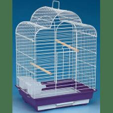 Клетка за птици с раздвижен покрив