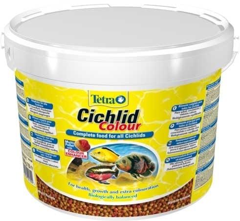Tetra Cichlid Colour - Гранулирана храна, подсилваща цветовете