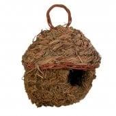 Сламено гнездо за птици