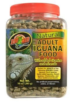 Храна за израснали игуани от Zoo Med USA  283гр.