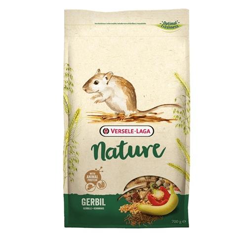 Gerbil Nature 700гр - пълноценна храна за джербили