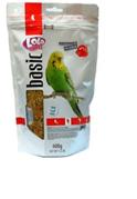 LOLO пълноценна  храна за вълнист папагал с плодове 600гр