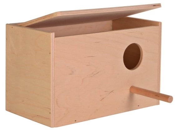 Гнездо за папагали