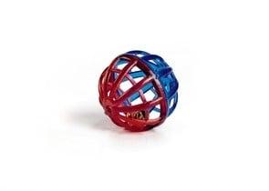Занимателни топчици със звънче