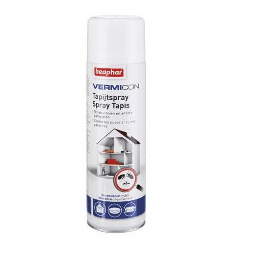 Репелнтен спрей за дома Beaphar Vermicon - 400 мл