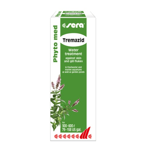 sera Phyto med Tremazid - срещу метили по кожата и хрилете