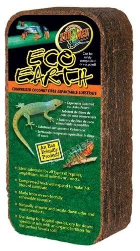 Zoomed Eco Earth – пресовани кокосови влакна