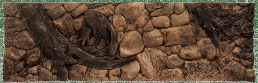 3D гръб за аквариум - AMAZON