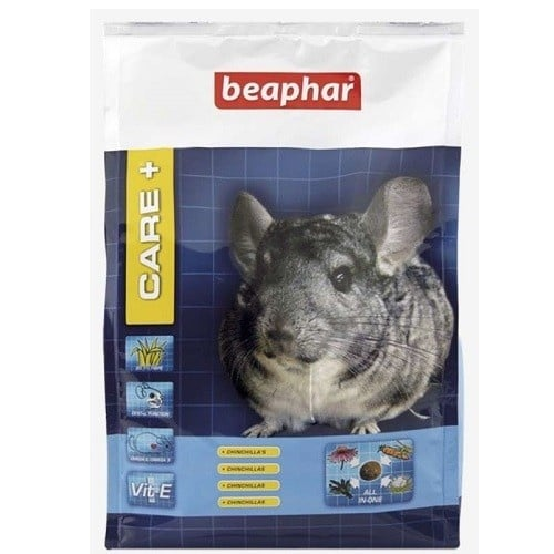 Beaphar Care + Chinchilla food /храна за чинчила/-250гр