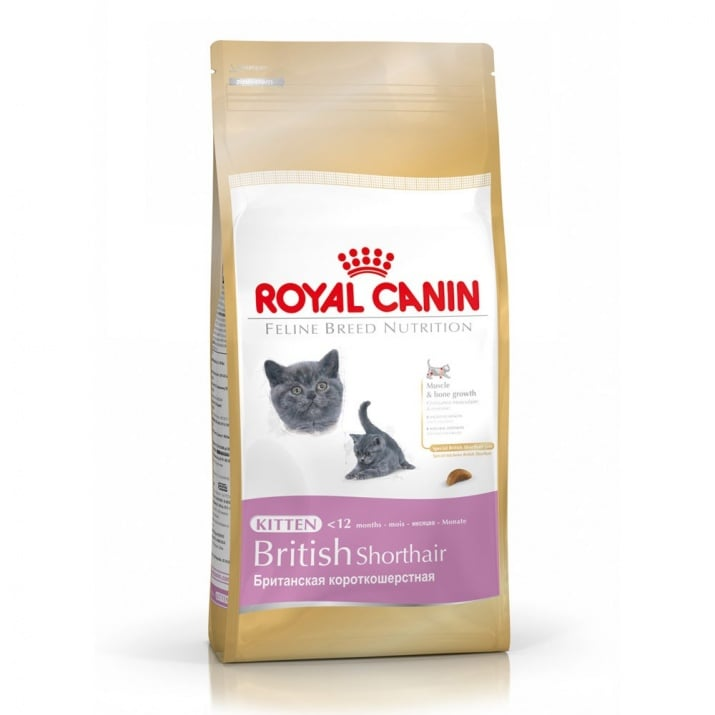 Royal Canin Kitten British Shorthair  2.00кг