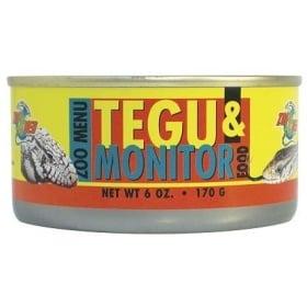 Zoo Med Tegu&Monitor за месоядни влечуги 170 гр.
