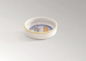 Цветна керамична купа
