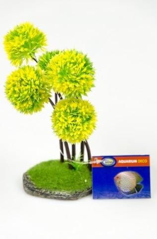 Aqua Nova  EO18003 Изкуствено растение 18см