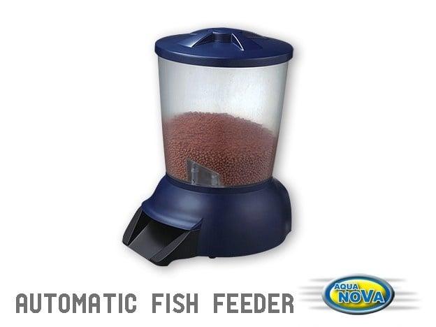 Aqua Nova Автоматична хранилка за езера