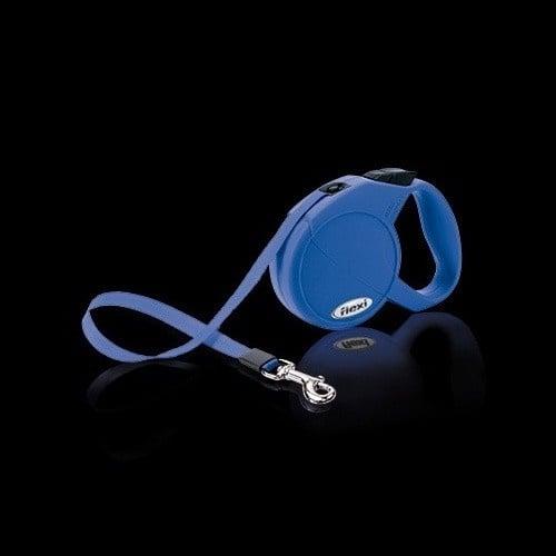 Flexi Classic Compact Mini /автоматичен повод за кучета до 12кг лента 3м/