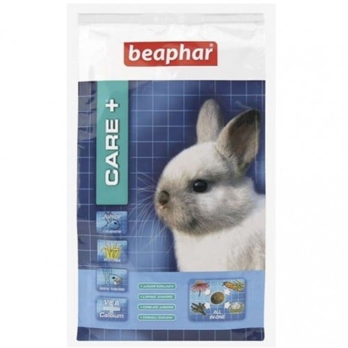 Beaphar Care+ Rabbit Junior food /храна за малко зайче/-1.500 кг