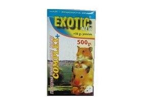 Пълноценна храна за дребни гризачи - 550гр.