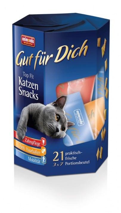 Деликатесни лакомства Good for you от Animonda, Германия