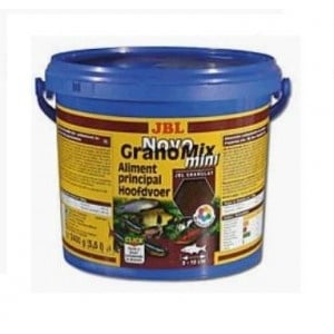JBL NovoGranoMix mini /храна за малки рибки в общ аквариум /-5.5л