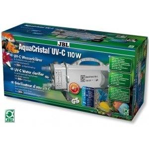 JBL AquaCristal UV-C 110W /UV-C система за аквариуми (морски и сладководни) и езера/-110W